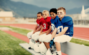 7 Benefits to Your Child Playing Youth Football