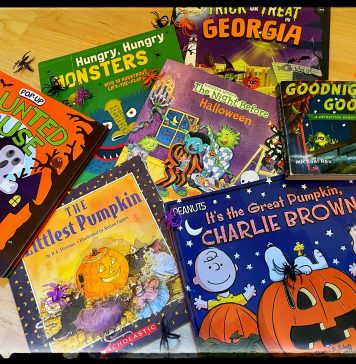 Halloween Books for all Ages
