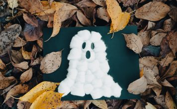 Three Classic Halloween Arts and Crafts Projects with Kids
